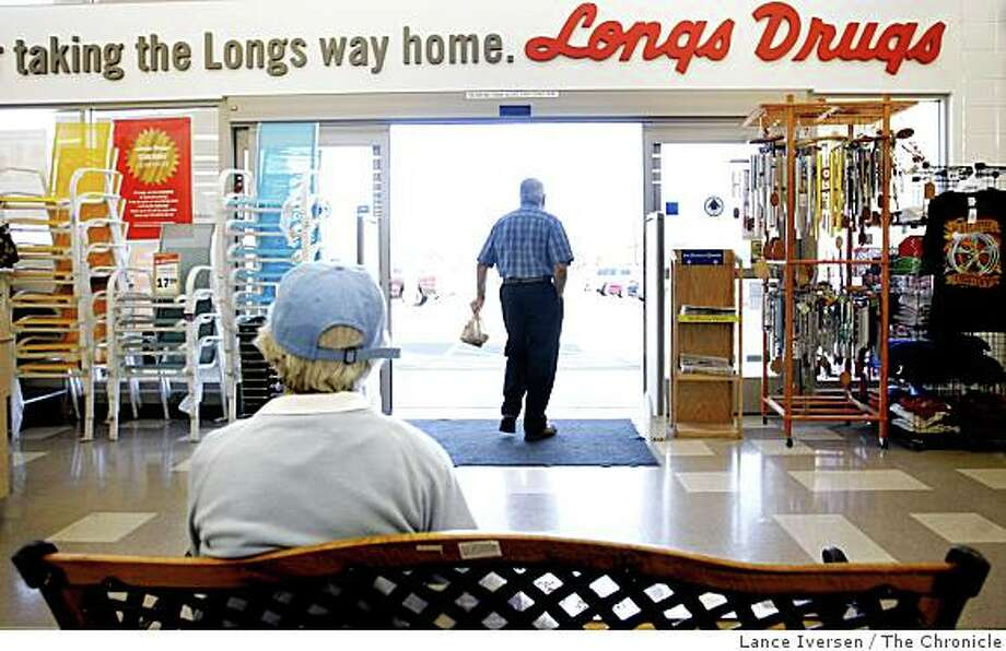 Longs Drugs store in Concord, Calif., on April 24, 2007. Walgreens hass offered to buy the chain. Photo: Lance Iversen, The Chronicle