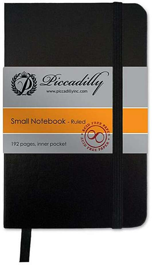 Piccadilly Small Ruled Notebook Photo: Piccadilly