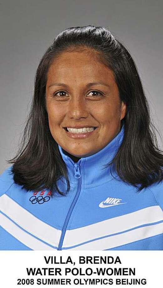 Brenda Villa, 2008 Photo: Handout
