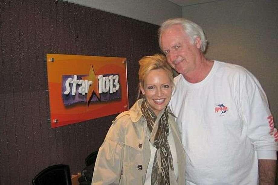 Julie Haener and Don Bleu. Photo: Ben Fong-Torres