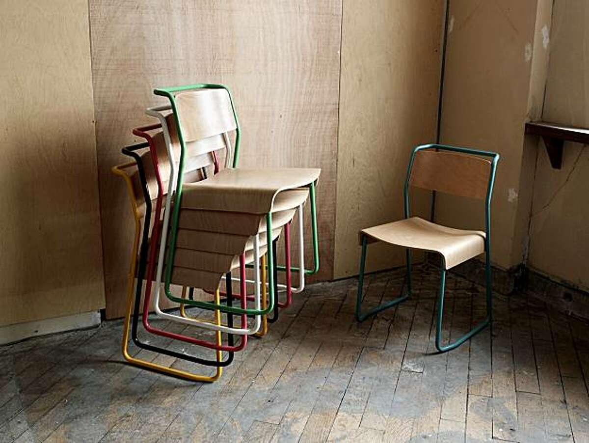 The Canteen Utility Chair