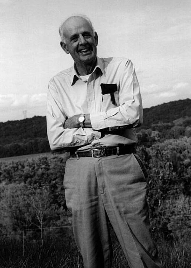 "wendell berry, author of ""imagination in place"" Photo: Guy Mendes, Counterpoint Press"