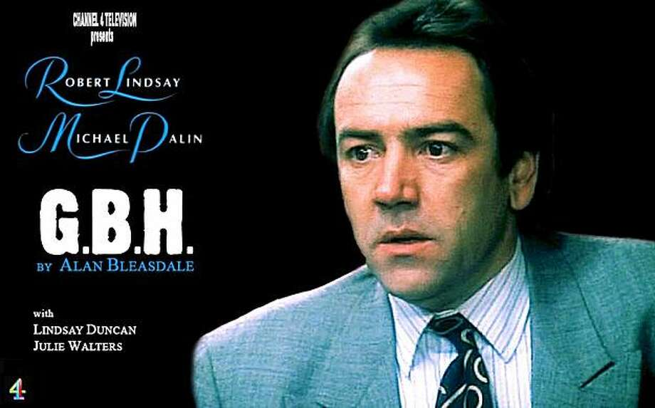 "Robert Lindsay in ""G.B.H."" Photo: Channel 4 Television Corp."