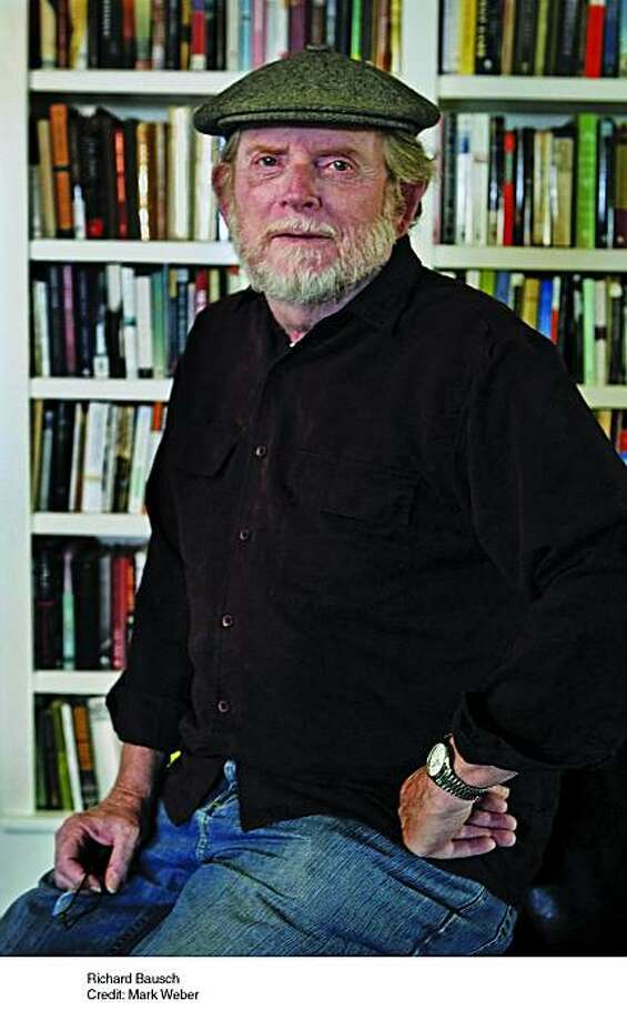 "Richard Bausch, author of ""Something is Out There"" Richard Bausch Photo: Mark Weber, Knopf"