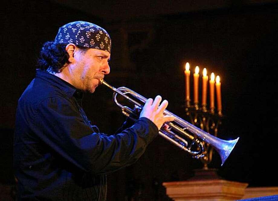 Frank London Photo: Courtesy Of Jewish Music Festiva