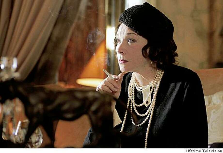 "Legendary actress Shirley MacLaine (""In Her Shoes"") stars as haute couture giant Coco Chanel in 1954 in the three-hour Lifetime Original Movie Event, ""Coco Chanel,"" premiering Saturday, September 13 at 8pm ET/PT. Photo Credit: Lifetime Television Photo: Lifetime Television"