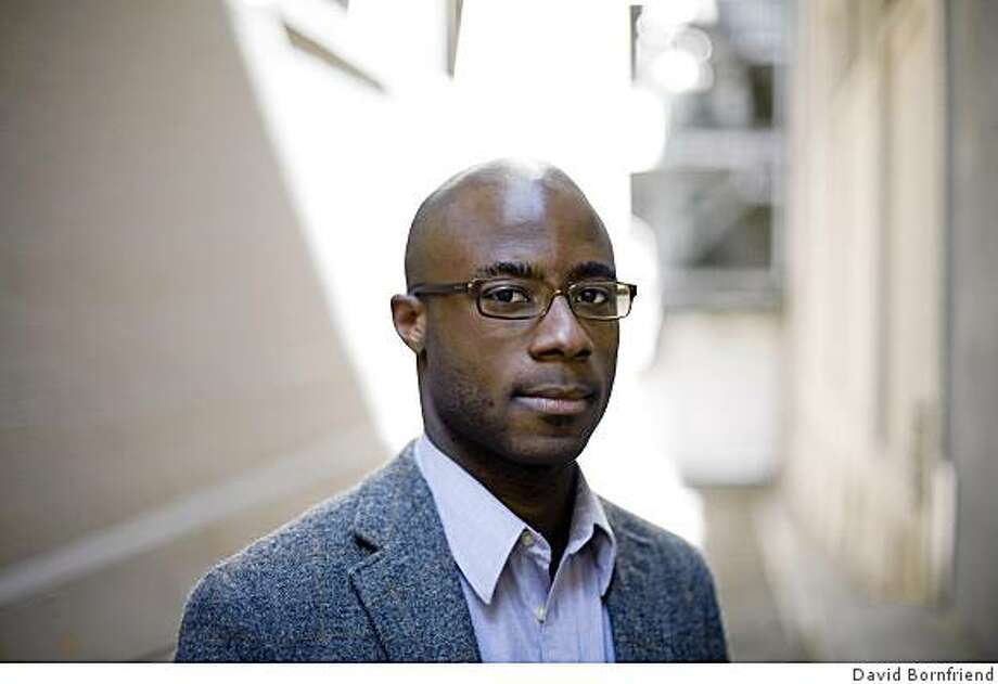 "Barry Jenkins, San Francisco resident and director of ""Medicine for Melancholy"" Photo: David Bornfriend"