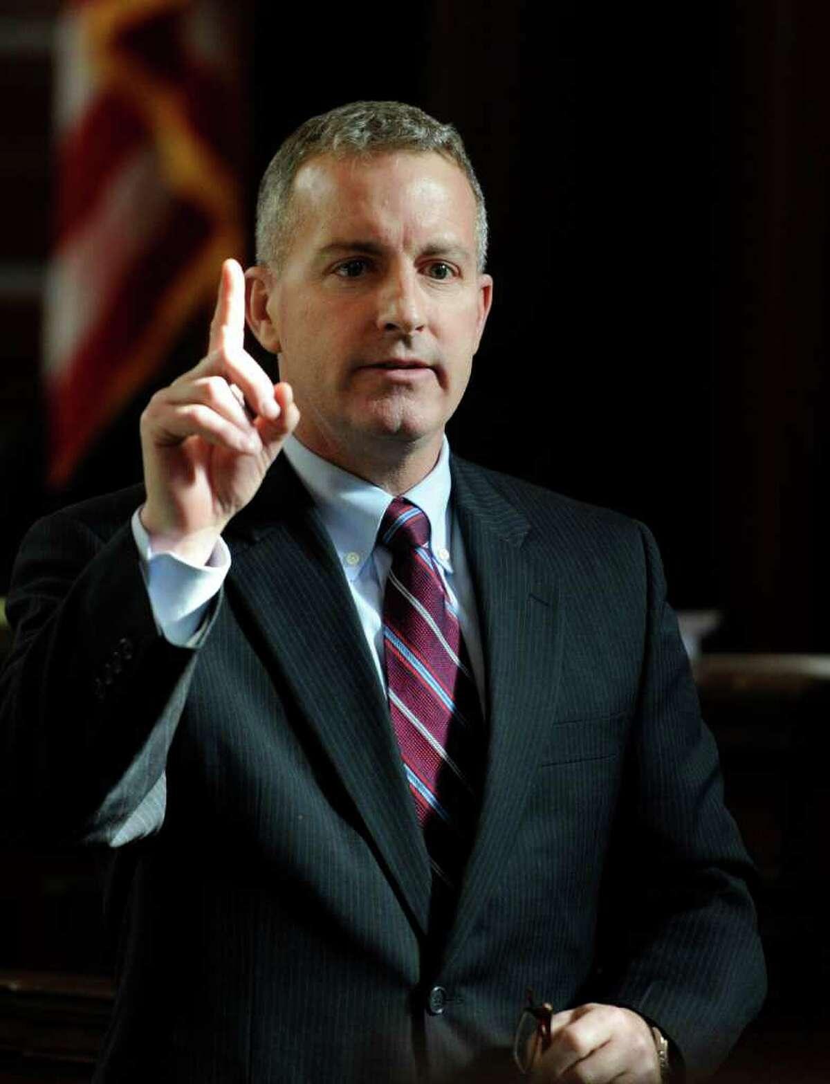 Defense attorney Peter Moschetti.(Skip Dickstein / Times Union)