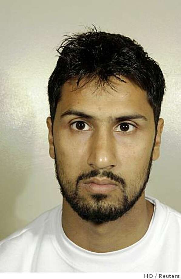 British Muslim man, Abdullah Ahmed Ali, is seen in this undated handout file photograph received in London on July 14, 2008.  Three Britons were found guilty on September 8, 2008 of conspiracy to kill using homemade liquid bombs, but a jury failed to agree that they intended to blow up transatlantic airliners in an al Qaeda-style attack.  The  jury found Abdulla Ahmed Ali, Assad Sarwar and Tanvir Hussain guilty of conspiracy to commit murder.   REUTERS/Metropolitan Police/Files/Handout     (BRITAIN).  FOR EDITORIAL USE ONLY. NOT FOR SALE FOR MARKETING OR ADVERTISING CAMPAIGNS.. Photo: HO, Reuters