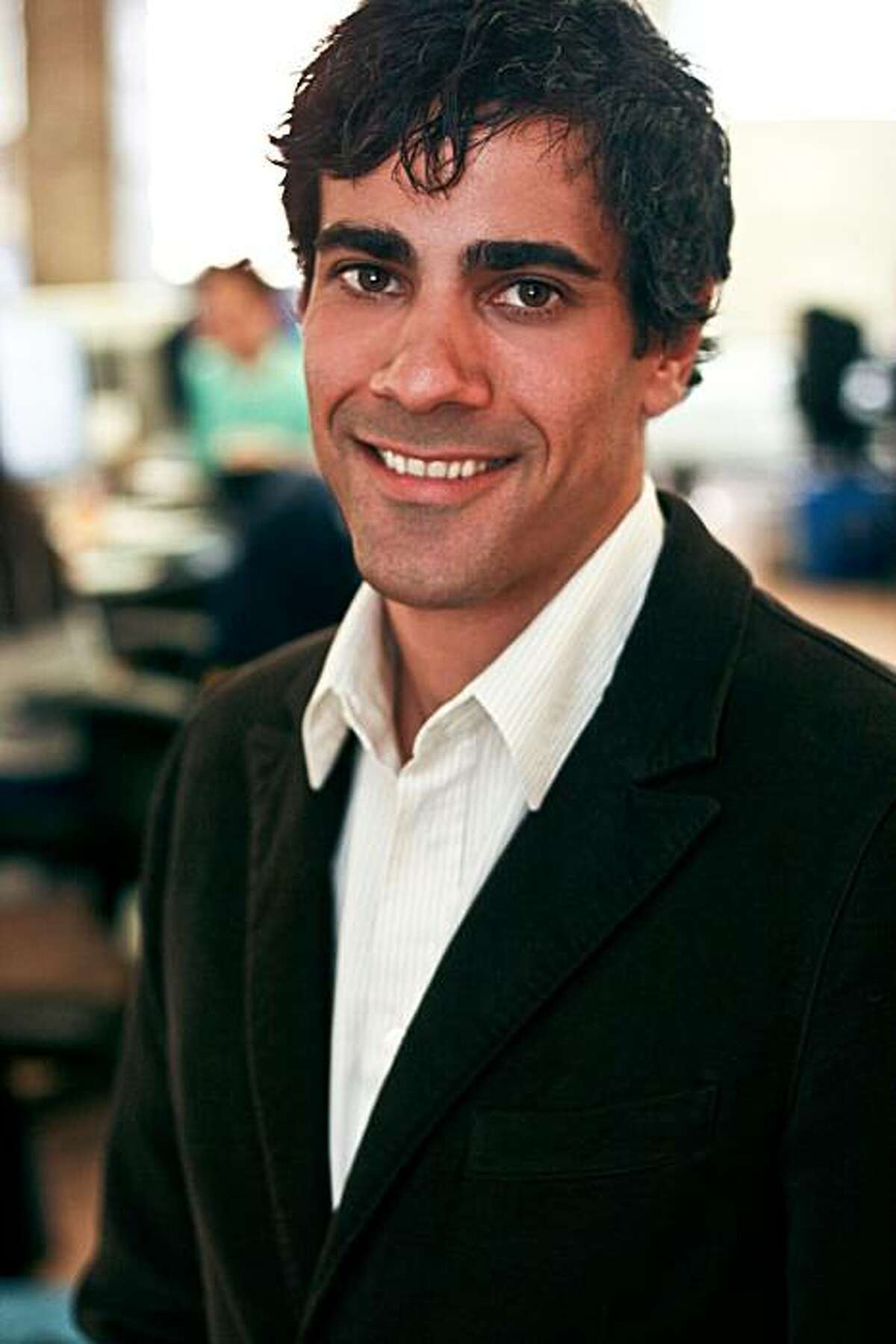 Jeremy Stoppelman, CEO of Yelp, San Francisco