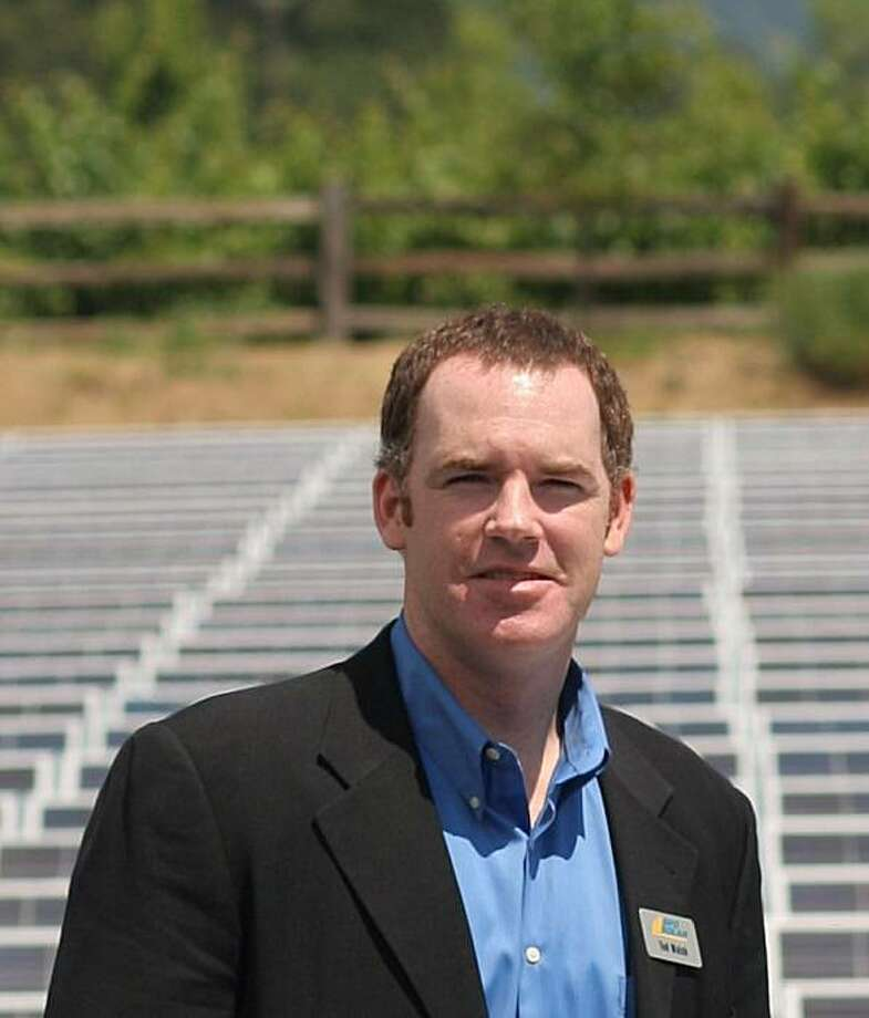 Ted Walsh, SPG Solar. Photo: None