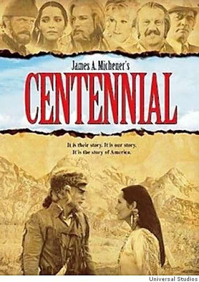 DVD cover: Centennial Photo: Universal Studios