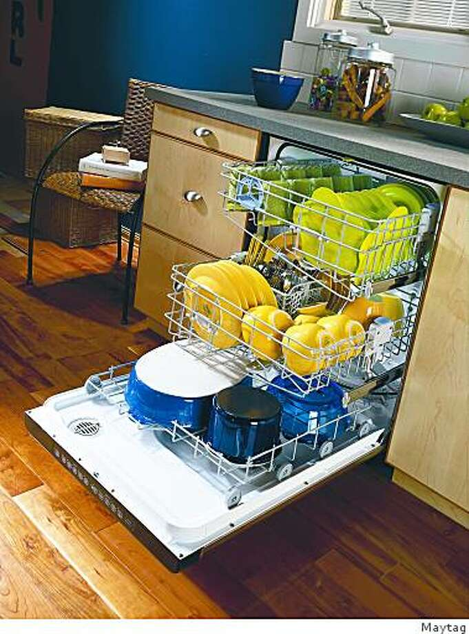 Maytag Jetclean  dishwasher Photo: Maytag