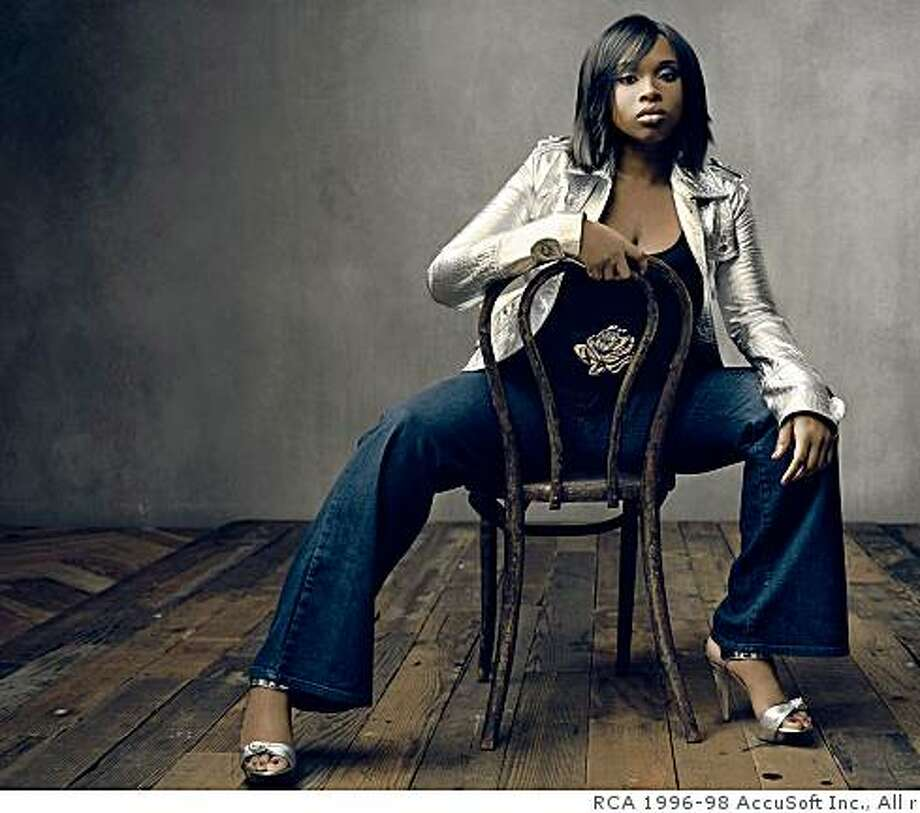 Singer and actress Jennifer Hudson Photo: RCA 1996-98 AccuSoft Inc., All R