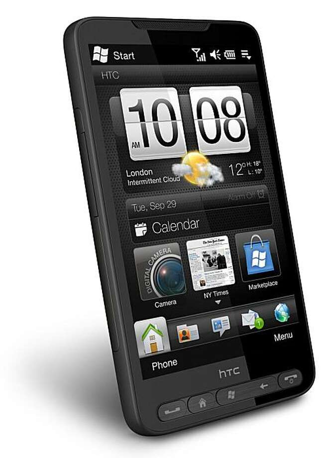 cnet15, HTC HD Photo: Courtesy, CNET Review