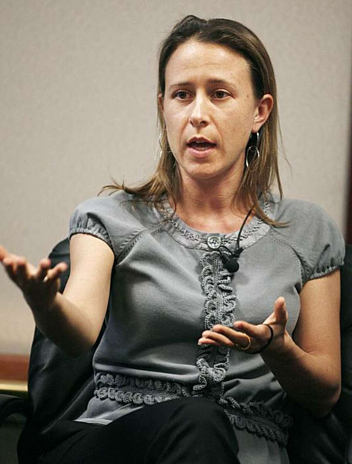 Leading the list is the new ge? netic testing service, 23andMe, co? founded by Anne Wojcicki, a 35-? year-old biologist