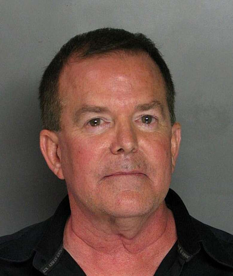 In this photo provided by the Sacramento County Sheriff's Department, state Sen. Roy Ashburn, R-Bakersfield, is seen in this booking photo. California Highway Patrol Lt. Jay Bart says Ashburn was spotted driving erratically about 2:10 a.m. Wednesday, March 3, 2010. He was arrested after a sobriety test, taken to Sacramento County Jail, given a blood alcohol test, booked and released. Photo: AP