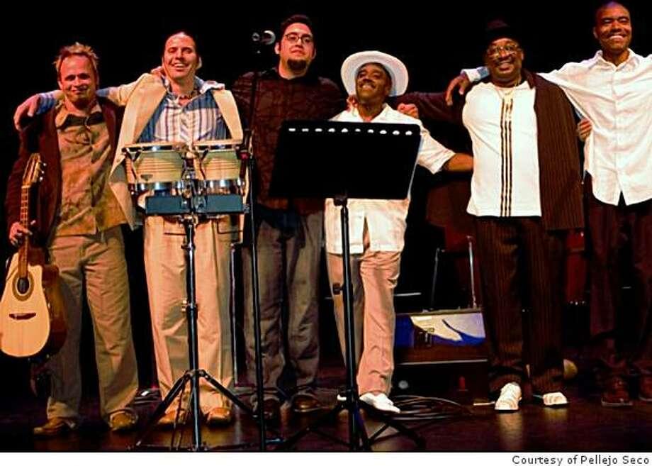Cuban jazz band Pellejo Seco Photo: Courtesy Of Pellejo Seco