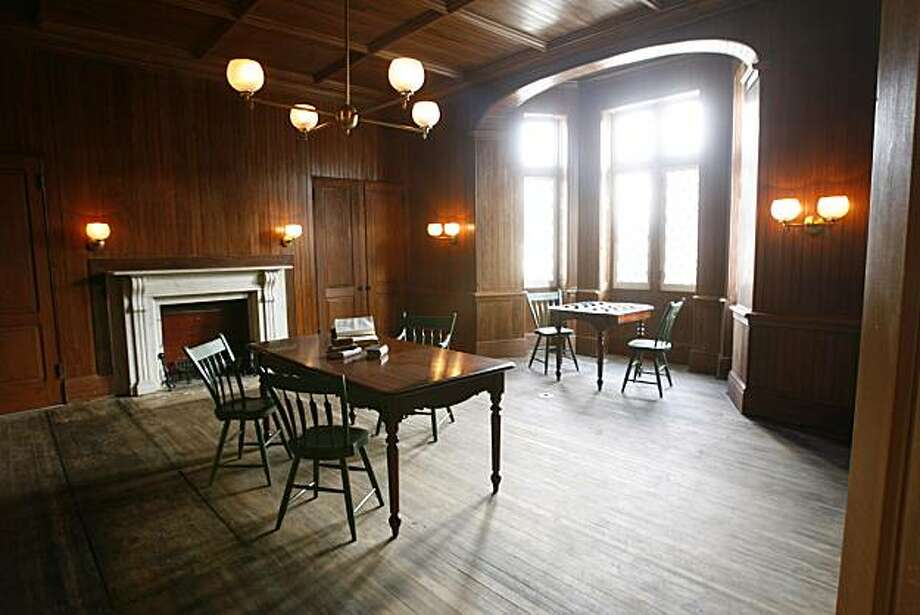 FILE - In this Jan. 15, 2008 file photo, a room inside the newly renovated Lincoln's Cottage is seen in Washington. The grant program that helped restore President Lincoln's summer cottage in Washington and hundreds of sites across the country is on the current administration's chopping block. Photo: Jacquelyn Martin, AP
