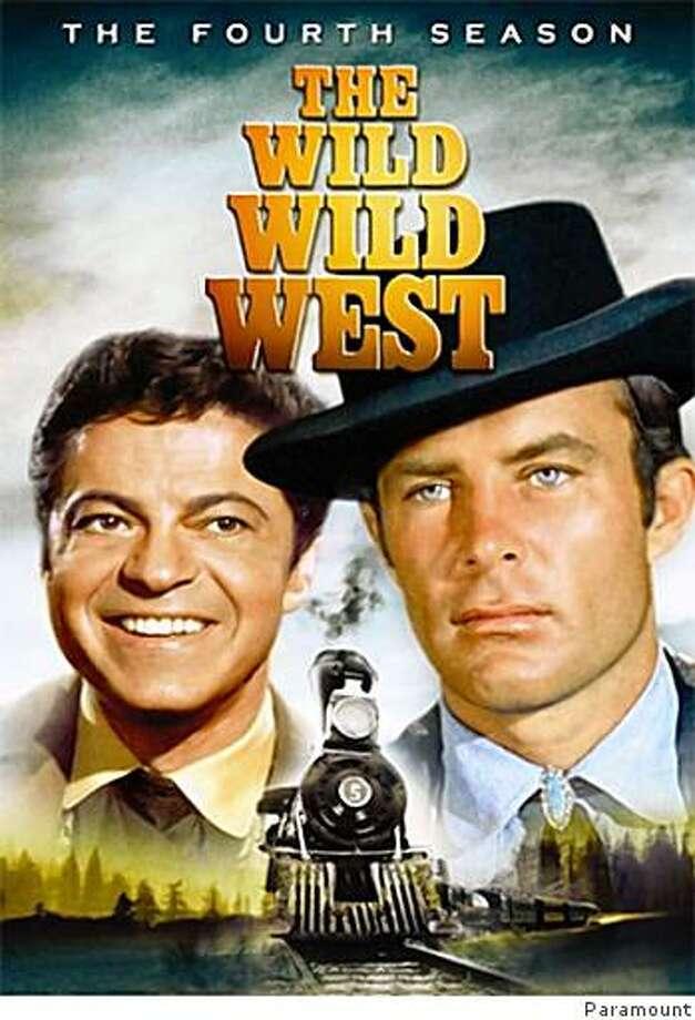 DVD cover: Wild Wild West Photo: Paramount