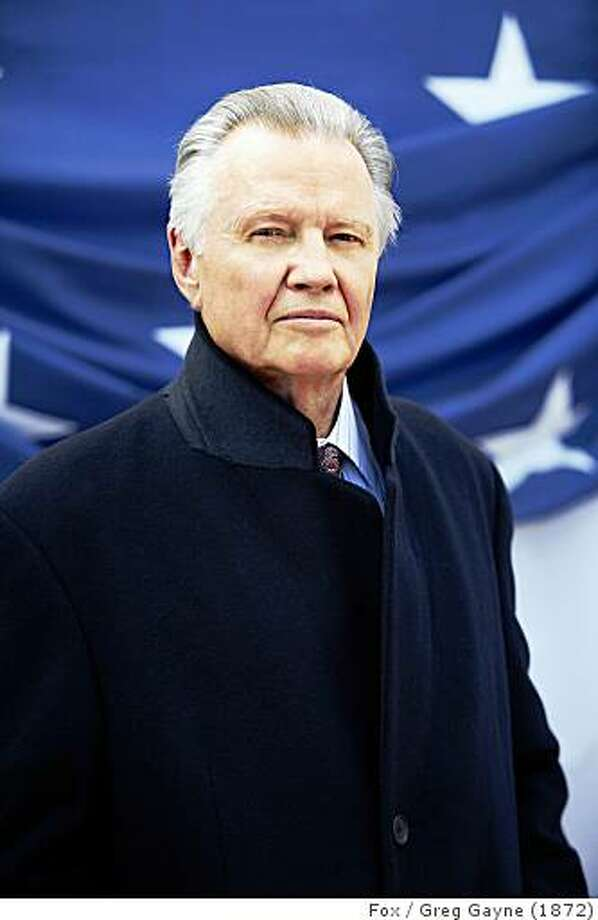 """Jon Voight is joining the cast of """"24.""""24: EXILE:  Jon Voight as Jonas Hodges in 24: EXILE, the unprecedented two-hour special """"Day 7"""" prequel, airing Sunday, Nov. 23 (8:00-10:00 PM ET/PT) on FOX.  ©2008 Fox Broadcasting Co.  Cr:  Greg Gayne/FOX. Photo: Fox, Greg Gayne 1872"""
