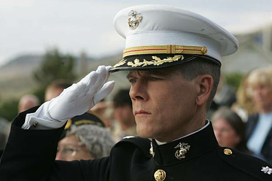 """Kevin Bacon in """"Taking Chance."""" Photo: James Bridges, HBO Films"""