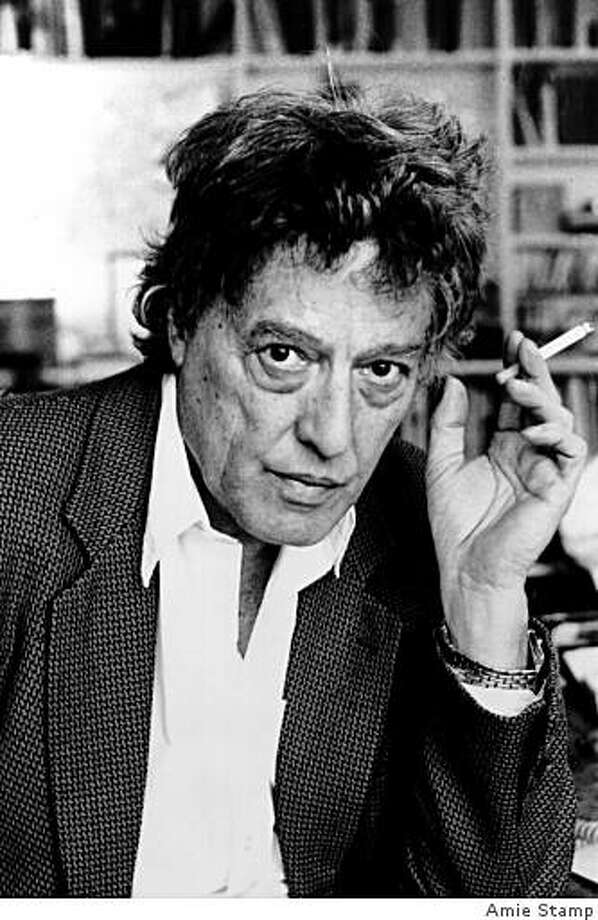 "Tom Stoppard, author of ""Rock n Roll"" will be one of the featured performances for the 2008-09 American Conservatory Theater season. Photo: Amie Stamp"
