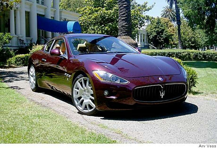 2008 Maserati Gran Turismo Photo: Arv Voss