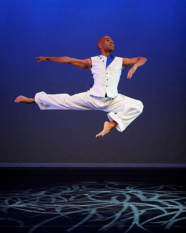 "Matthew Rushing, Alvin Ailey Dance Co in ""Dancing Spirit"" Matthew Rushing in Dancing Spirit"
