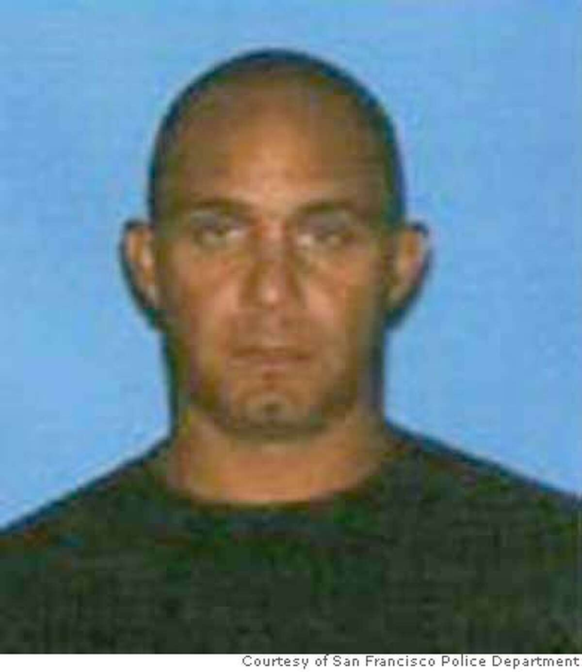 Undated handout image supplied by the San Francisco Police of Richard Carelli, 38, a suspect in the death of Leonard Milo Hoskins, 49, of San Francisco, whose body San Francisco Police discovered in a van on February 1, 2008. San Francisco Police Homicide inspectors obtained a $5 million arrest warrant for Carelli and a $1 million arrest warrant for Michelle Pinkerton, 38. Courtesy of Ran on: 02-14-2008 Leonard Milo Hoskins Ran on: 02-14-2008 Leonard Milo Hoskins Ran on: 02-15-2008 Richard Carelli Ran on: 02-15-2008 Ran on: 02-15-2008 Ran on: 02-15-2008 Ran on: 02-15-2008 Ran on: 02-15-2008