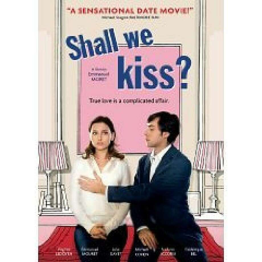 dvd cover SHALL WE KISS? Photo: Amazon.com