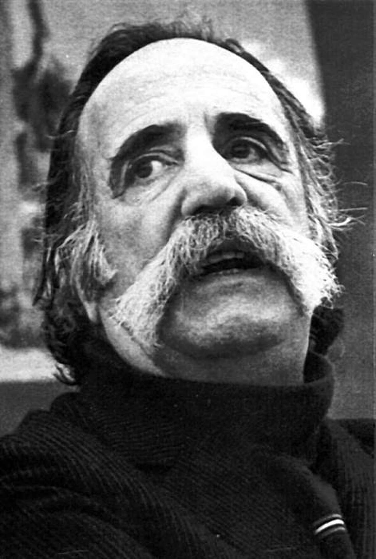 Undated file photograph of Pulitzer Prize winning author William Saroyan. Saroyan who was one of the most respected authors in the world winning a Pulitzer, an Oscar and dozens of writing awards while telling stories about his youth living in Fresno.