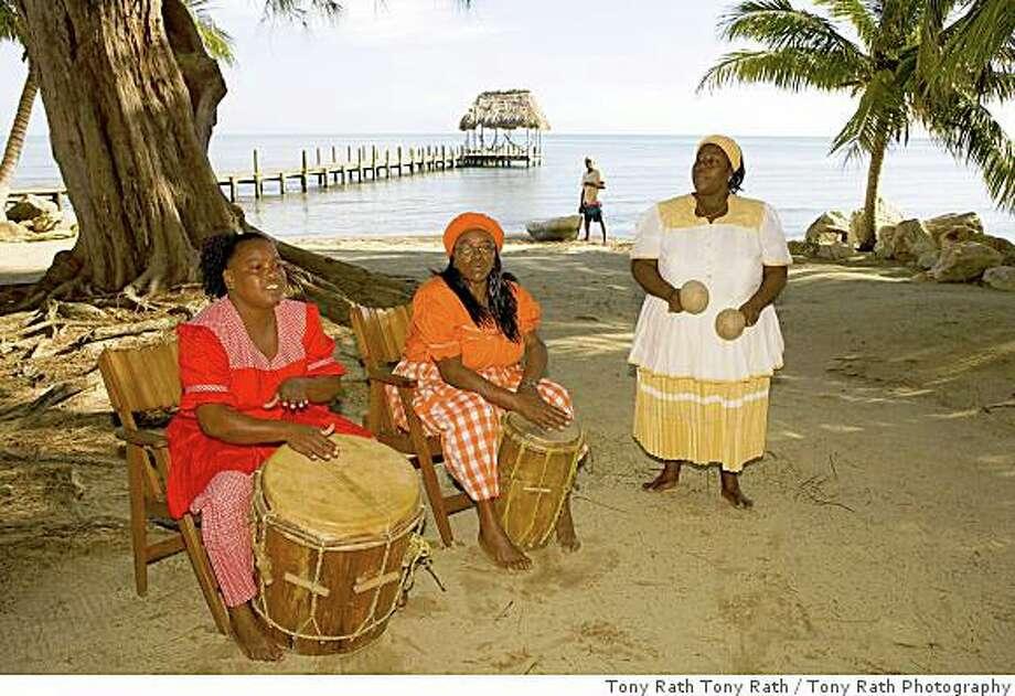 Umalali & the Garifuna Collective will perform Sept. 1 at Yoshi's in Oakland. Photo: Tony Rath Tony Rath, Tony Rath Photography