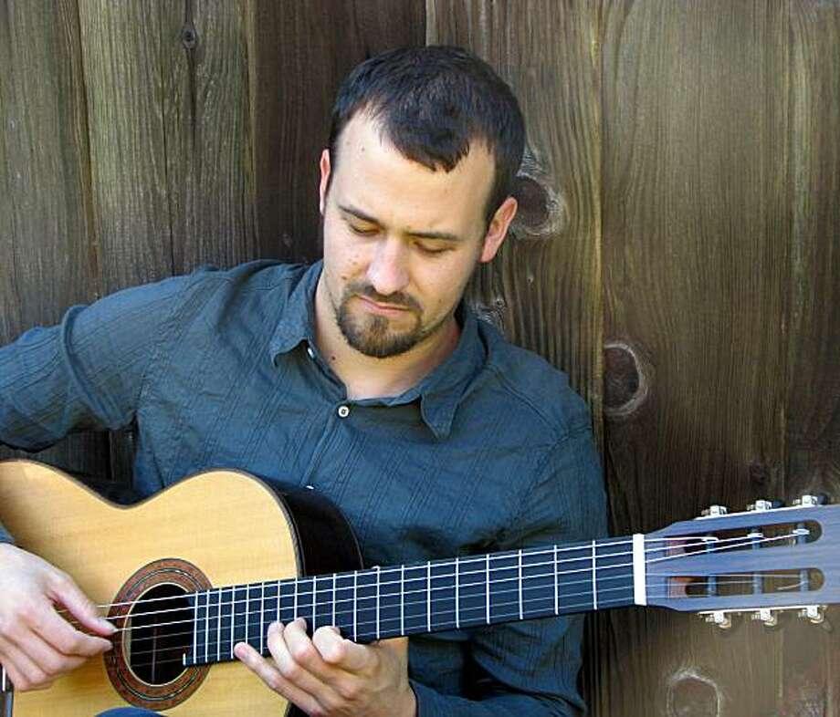 Composer-guitarist Gyan Riley Photo: Other Minds Festival