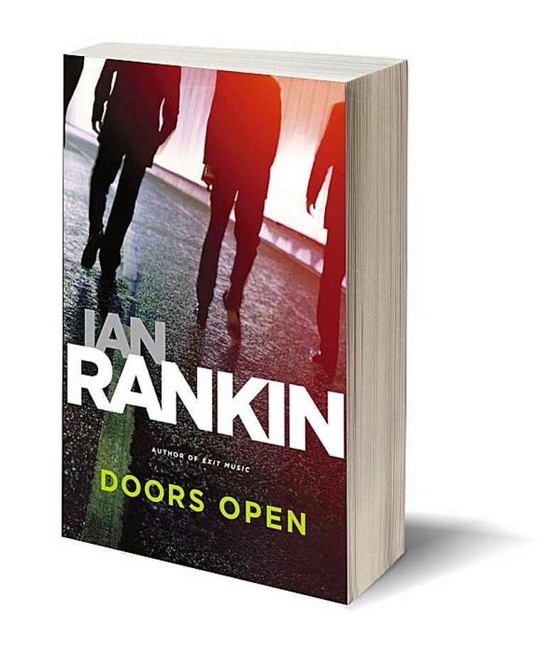Doors Open by Ian Rankin Photo: Reagan Arthur Books