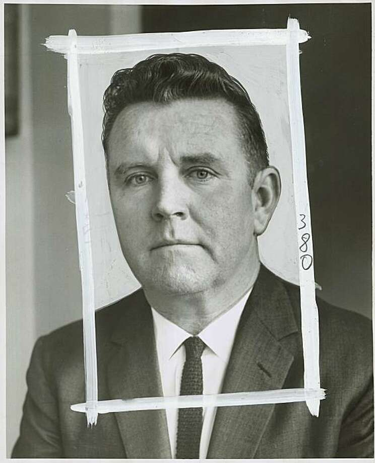 William Bennett  12/28/62. Photo: Peter Breinig, 1962, The Chronicle