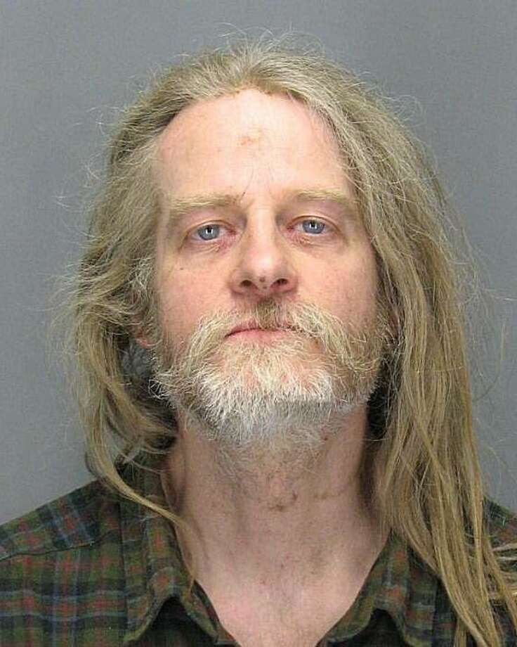 Robert Brunette of Boulder Creek, accused of neglecting or mistreating more than three dozen dogs rescued from his property. Parts of dead dogs were also found at his home. Photo: Santa Cruz County Sheriff's Dept