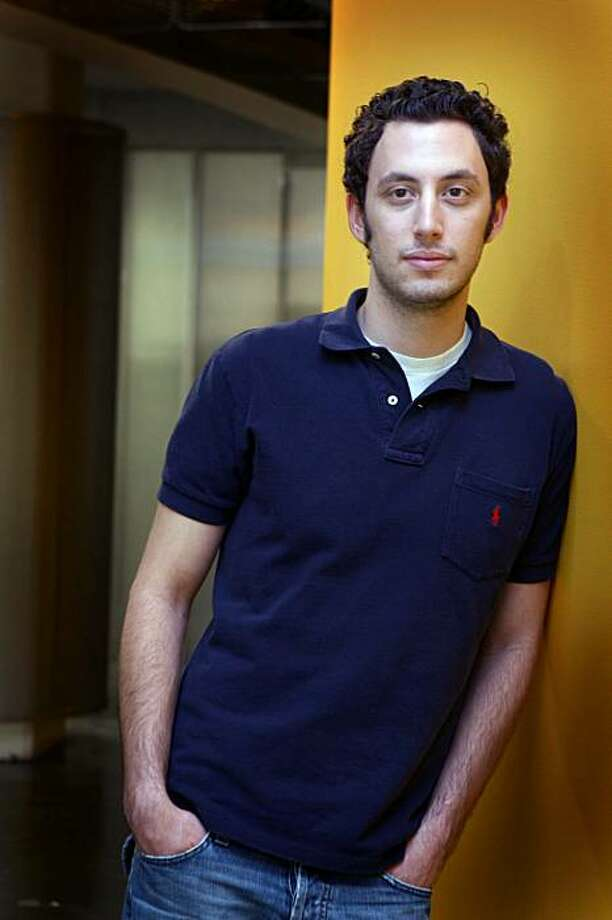 Ehtan Bloch, 24 year old Co-Founder and CEO of a startup called Flowtown, a search engine in San Francisco, Calif. Friday March 5, 2010 Photo: Jana Asenbrennerova, The Chronicle