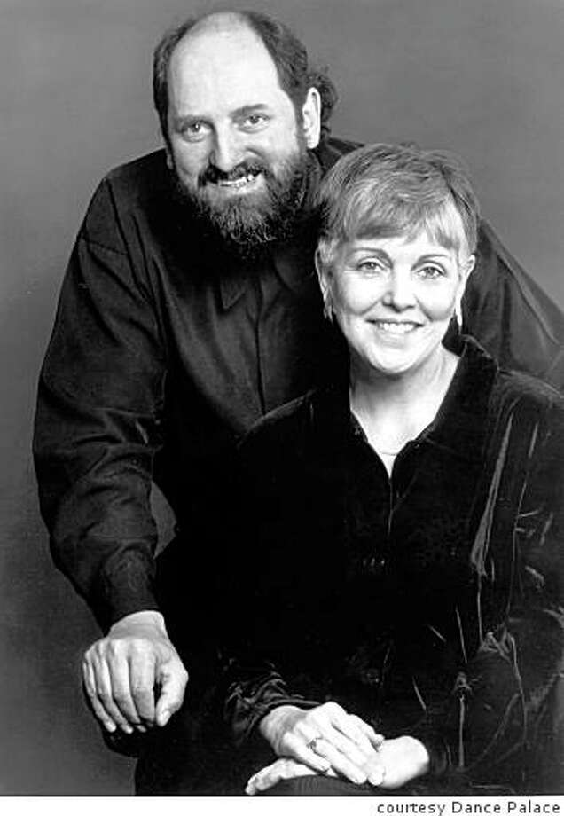 Singer Wesla Whitfield and pianist Mike Greensill Photo: Courtesy Dance Palace