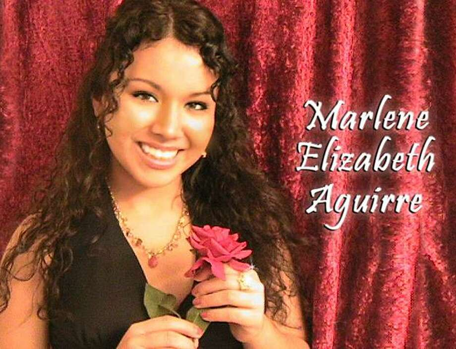Marlene Aguirre, 17, was hit and killed by a train in Richmond on Friday. Photo: Courtesy Aguirre Family