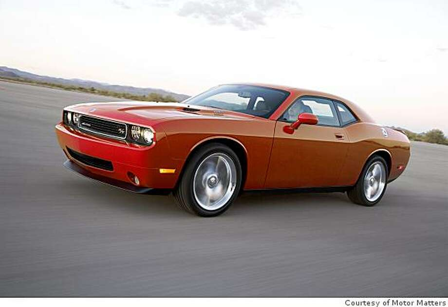 2009 Dodge Challenger Photo: Courtesy Of Motor Matters