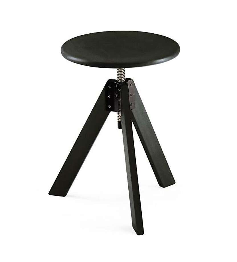 The Giotto stool Photo: Unicahome