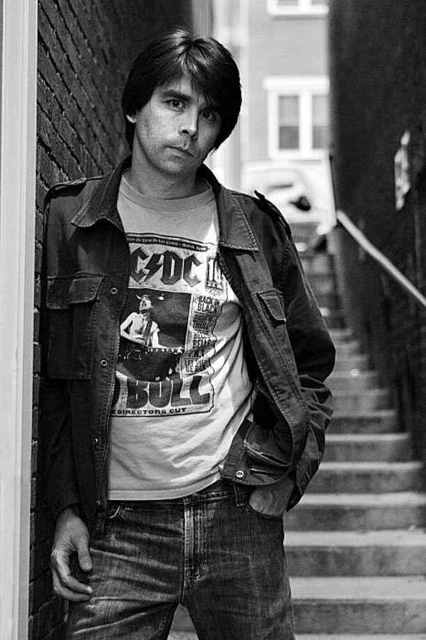 Joe Hill Photo: Shane Leonard