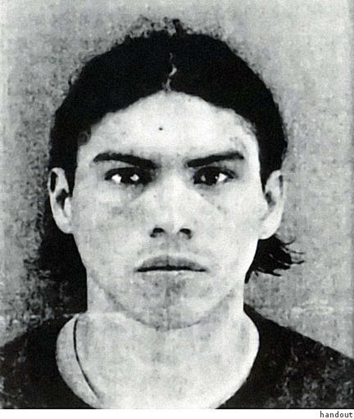 Jose Mendoza Cerrato, 25, who identified himself as 16-year-old Javier Martinez when this booking photo was taken in April 2008. Martinez had been arrested on suspicion of dealing crack in the Tenderloin, and convinced a juvenile court commissioner that he was a minor.