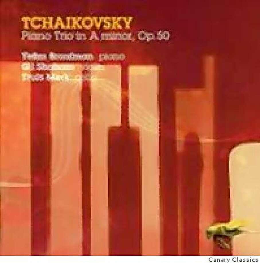 CD cover Photo: Canary Classics