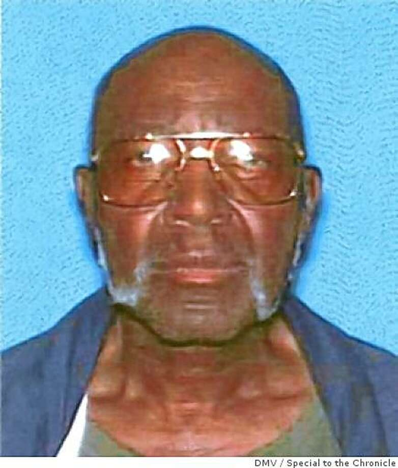 Arthur Lee Clark Clark was driving a Dodge Caravan and had a female passenger with him when someone fired a shot about 9:50 p.m. at South 15th Street in Richmond, Calif. Sunday night.  He was able to drive about mile before crashing into a boathouse at 1370 South Marina Blvd.  He was airlifted to a hospital, where he was pronounced dead. Photo: DMV, Special To The Chronicle