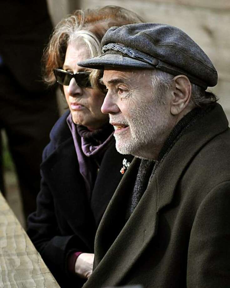 "Walter Koenig and his wife Judith Koenig speak to the media at a press conference to discuss the discovery of their son Andrew Koenig's body in Stanley Park in Vancouver, British Columbia, Thursday, Feb. 25, 2010. Vancouver police say the ""Growing Pains""actor has been found dead. At the press conference in the downtown park where his body was found, police said foul play was not suspected, but would not release a cause of death because the coroner is still investigating. Walter Koenig, said his son ""tookhis own life."" Walter Koenig played Pavel Chekov on the original ""Star Trek"" TV series. Photo: Roger Hallett, AP"