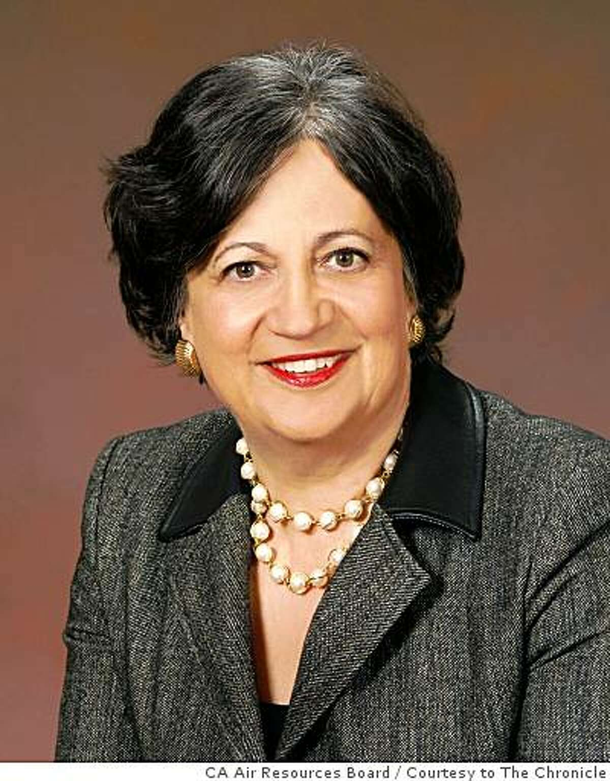 Mary Nichols, chairwoman of the California Air Resources board.