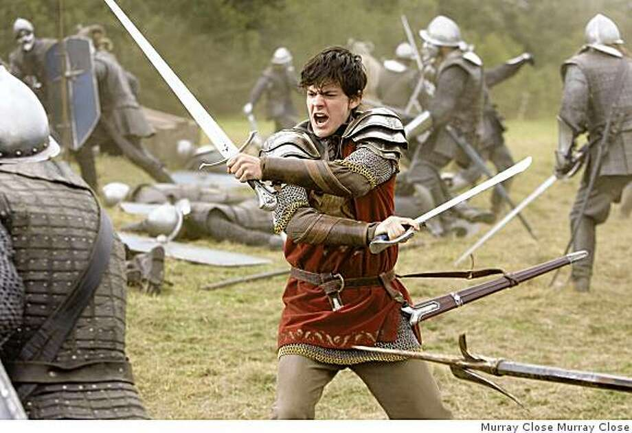 SKANDAR KEYNES, THE CHRONICLES OF NARNIA:  PRINCESKANDAR KEYNES Photo: Murray Close Murray Close