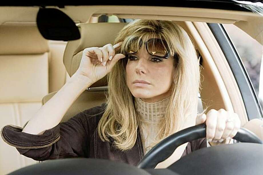 """The Blind Side."" BS-14955 SANDRA BULLOCK as Leigh Anne Tuohy in Alcon EntertainmentÕs drama ÒThe Blind Side,Ó a Warner Bros. Pictures release. Photo: Ralph Nelson, Warner Bros. Pictures"